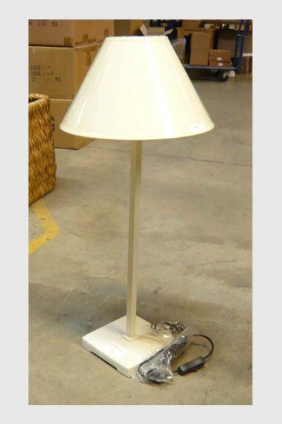 E-Lampe Linea ohne Schirm