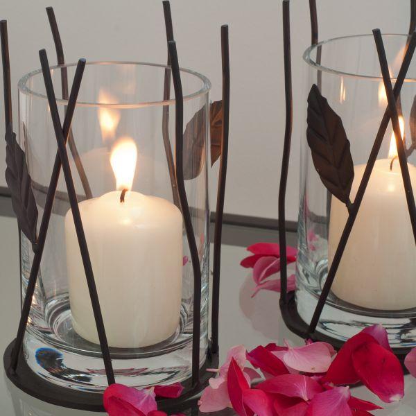 Zylinder / Windlicht / Vase Glas (mit Boden 14047)