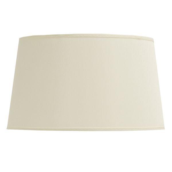 Lampenschirm, creme Größe: H 18 cm / D 32 cm