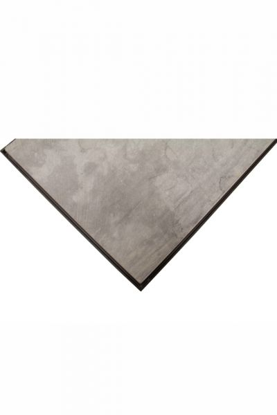 Platte Stein, grey, 38 x 38 cm