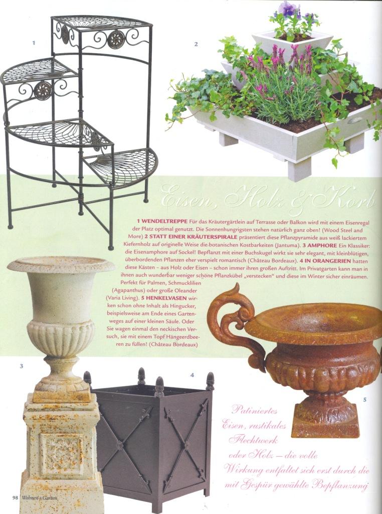 presse varia living. Black Bedroom Furniture Sets. Home Design Ideas