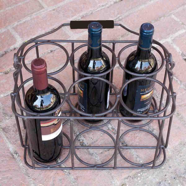 Flaschenhalter Sandrigo 6 Flaschen